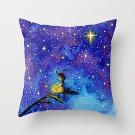 Evangeline Throw Pillow
