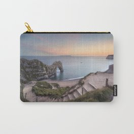 Winding Way to Durdle Door Carry-All Pouch