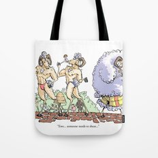 Sheepish  Tote Bag