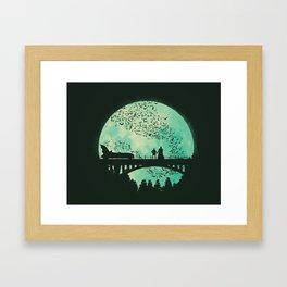 That's Amore Framed Art Print