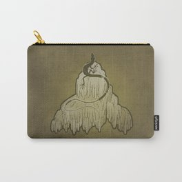 Skink + Lions Mane Carry-All Pouch