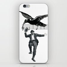 Saved By The Music  iPhone & iPod Skin