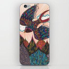 Little Sparrow iPhone Skin