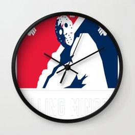Killing Minors League Wall Clock