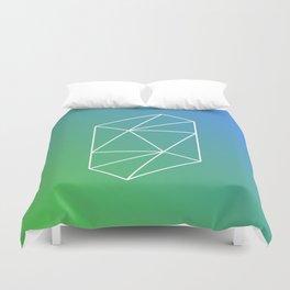 Geometry  Duvet Cover