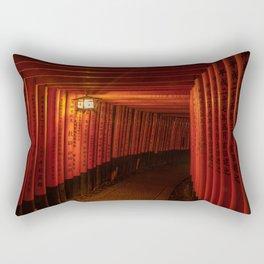 Fushimi Inari-taisha Rectangular Pillow