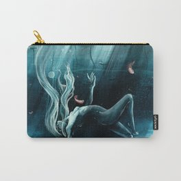 Dance of the Waterlily Carry-All Pouch