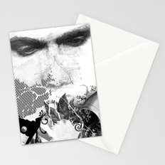 Mingasim // male Stationery Cards