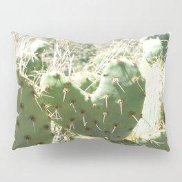 Cactus Heart Pillow Sham
