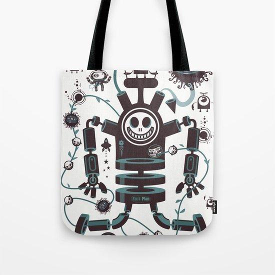 The Magic Garland Tote Bag