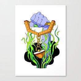 Spooks 02 Canvas Print