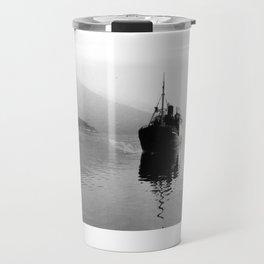 Fjord ship Travel Mug
