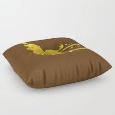 unicorndog Floor Pillow