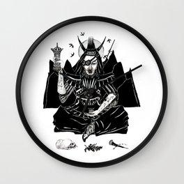 The Hierophant Wall Clock
