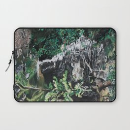 One Half of Twin Falls Laptop Sleeve