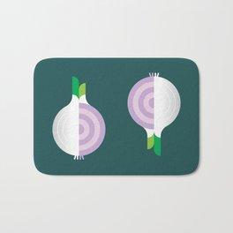 Vegetable: Onion Bath Mat