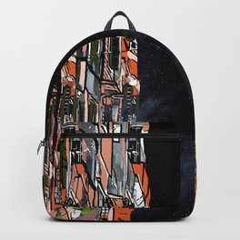 Nepal Apartments Backpack