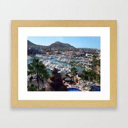 Cabos San Lucas Framed Art Print