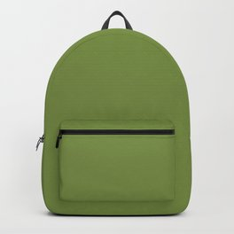 Color of the day Designer Colors  - Peridot - Green Backpack