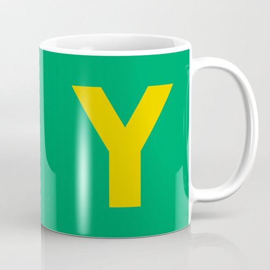 Y is for... Mug