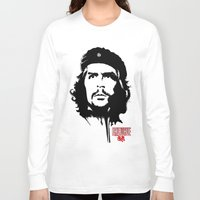che Long Sleeve T-shirts featuring CHE by favewavearts