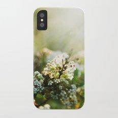 summer light  Slim Case iPhone X