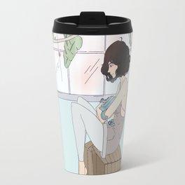 Porpentina Goldstein & Occamy's Travel Mug