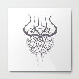 Symbol of Achronack Metal Print
