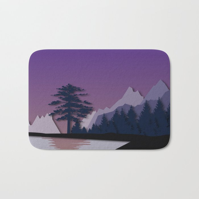 My Nature Collection No. 25 Bath Mat