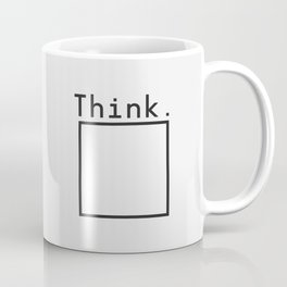 Outside the Box Coffee Mug