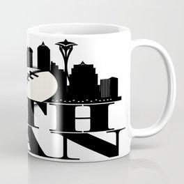 THE 12TH MAN  Coffee Mug