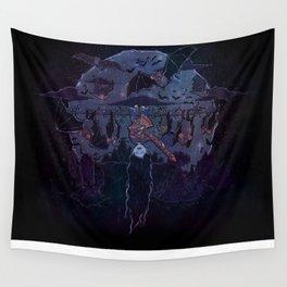 Vampire Jams Wall Tapestry
