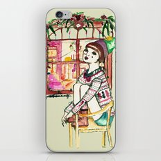 Even ELF shouldn't be alone at Christmas iPhone & iPod Skin
