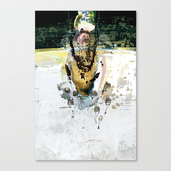 vitriol 7 Canvas Print