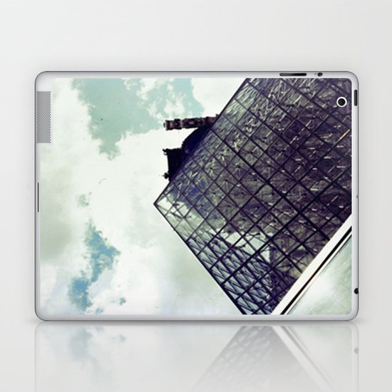 Louvre Pyramid I Laptop & iPad Skin