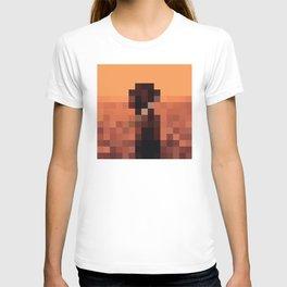 Lil Pixel Boat 2 T-shirt