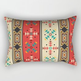 Navajo style pattern Rectangular Pillow