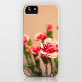 Carnation II iPhone Case