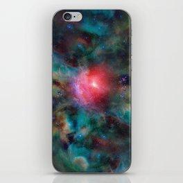 Cloud Complex in Space iPhone Skin