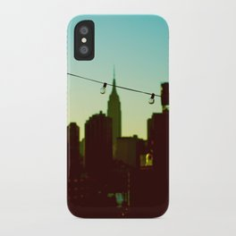 A View Of Bliss iPhone Case