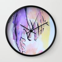 hands Wall Clocks featuring Hands by SirScm