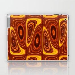 Amber Lava 25 Hi Res Laptop & iPad Skin