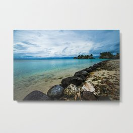 Moorea - Tahiti Metal Print