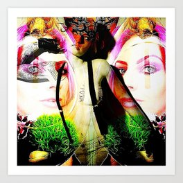 # MUDDLE Art Print