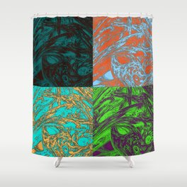 Foursome #1 Shower Curtain