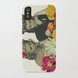 Flower Collectors iPhone Case