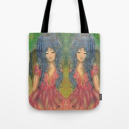 Lost and Lingering Tote Bag