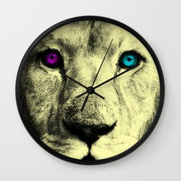 DaLionCM Wall Clock