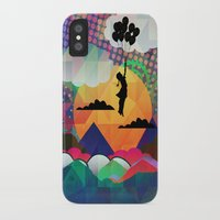 collage iPhone & iPod Cases featuring collage by mark ashkenazi