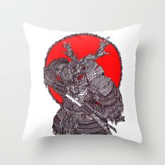 Shogun Throw Pillow